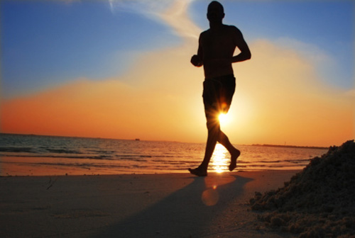 Morning-workout